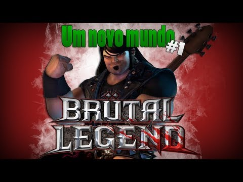 Lenda do Rock (Brutal Legend)- Um mundo novo