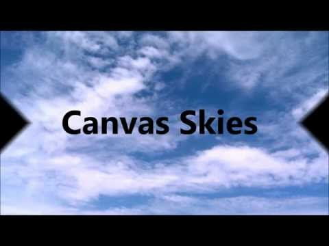 Canvas Skies book trailer by S.L. Wallace