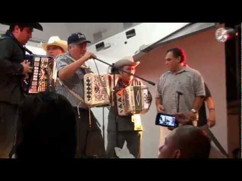 Accordion Battle (Batalla de Acordeones) - Downtown Brownsville, Texas