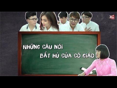 Những câu nói bất hủ của thầy cô giáo