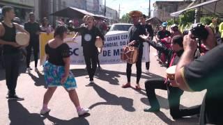 Sesc Ler Goiana promove Passeio Poético no centro da cidade