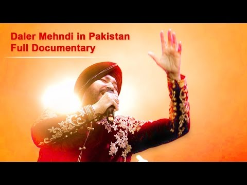 Daler Mehndi In Pakistan Full Documentary
