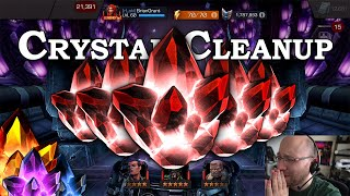 Massive Crystal Clean Up 2020 | Marvel Contest of Champions