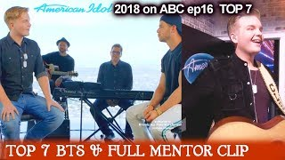 Download Lagu Caleb Lee Hutchinson Full Mentor Segment & Behind the Scene Prince Night American Idol 2018  TOP 7 Gratis STAFABAND