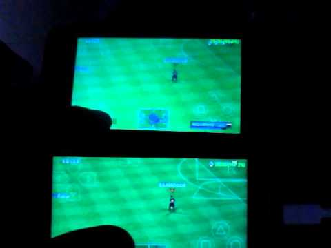pes 2014 multiplayer multijugador ppsspp android youtube