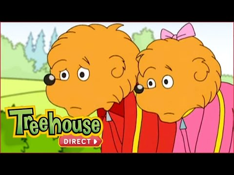 The Berenstain Bears - Too Much Junk Food / Go to Camp