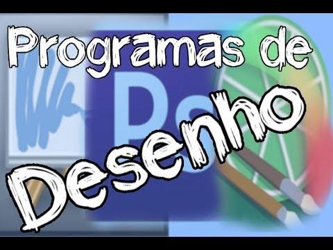 Programas de Desenho
