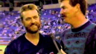 Bert Blyleven '87 Game 7 Pregame Interview
