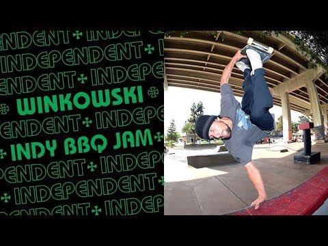"Erick Winkowski's ""Indy Part"" BBQ Jam: Chicano Park | Kimbel, Kader, Borden + More!"