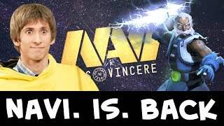 NAVI IS BACK — MUST WATCH finals Starladder quali