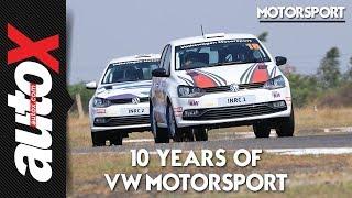 10 years of Volkswagen Motorsport in India | autoX