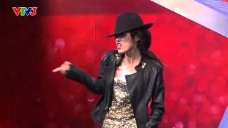 Vietnam's Got Talent 2014 - Cô bé nhảy Micheal Jackson cực đỉnh- TẬP 04 - Hồng Nhung