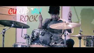 Rizky Febian Cukup Tau Rock Cover by Jeje GuitarAddict feat Irem Official Music Video