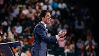 Don't Rely On People Joel Osteen