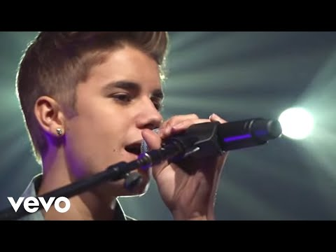 Justin Bieber - As Long As You Love Me (acoustic) (live) video