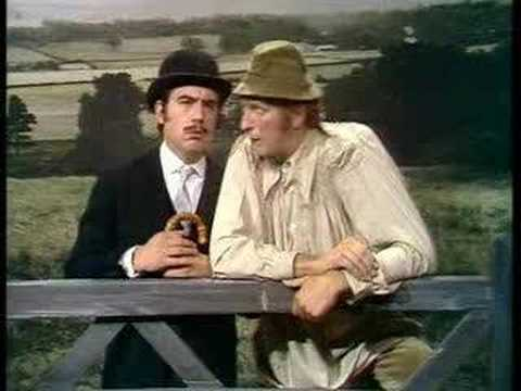 Monty Python - Flying Sheep