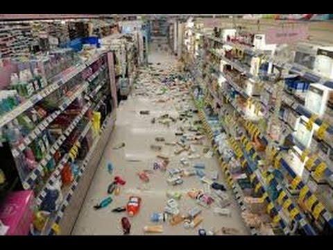 BREAKING NEWS - Earthquake rocks northern California By 6.0