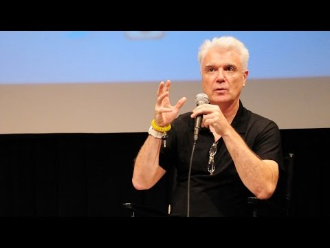 David Byrne Q&A | Stop Making Sense (Full)