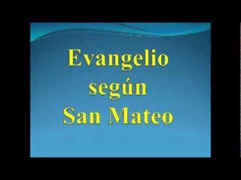 Evangelio Segun San Mateo (Completo Narrado).