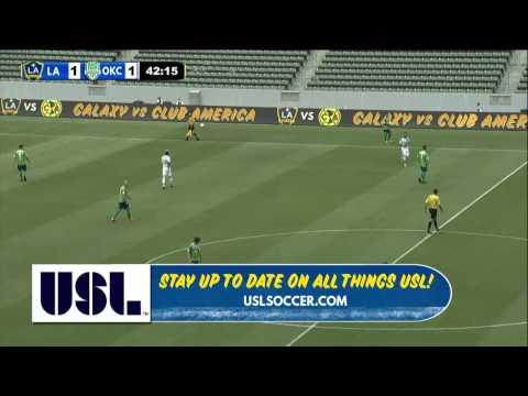 LA Galaxy II vs. OKC Energy FC