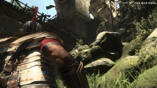 Ryse Son of Rome paly movie 라이즈 선 오프 로마