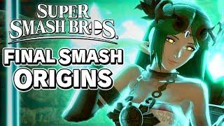 Super Smash Bros. Final Smash Origins - 3DS/Wii U Fighters – Aaronitmar