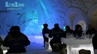 SnowCastle | SnowHotel in Kemi, Finland
