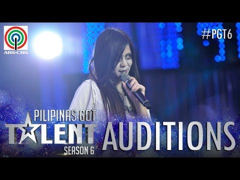 Pilipinas Got Talent 2018 Auditions: Mary Grace - Comedy Act | ABS-CBN
