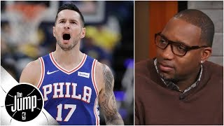 Tracy McGrady: 76ers' first road win was NOT a turning point | The Jump