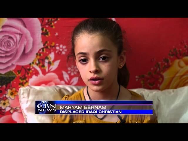 Unafraid of ISIS, Iraqi Girl's Faith Beyond Viral