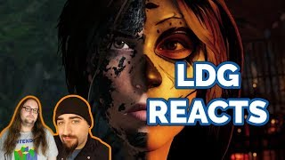 """Shadow of the Tomb Raider """"Louder Than Words"""" Trailer 