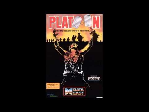 Platoon by Jonathan Dunn - Commodore 64 Music
