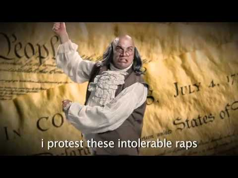 Epic Rap Battles of History - Billy Mays vs Benjamin Franklin  SUB ITA