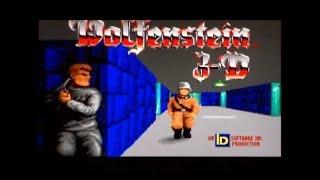 Wolfenstein 3D On Megadrive/Genesis