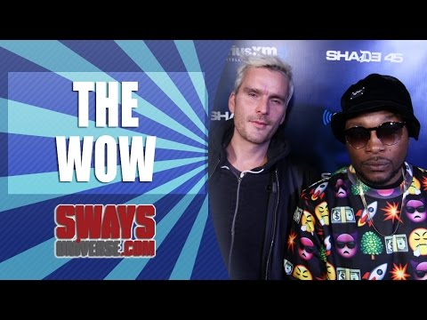 The Wow (Balthazar Getty & KO The Legend) Get in the Game on Sway in the Morning