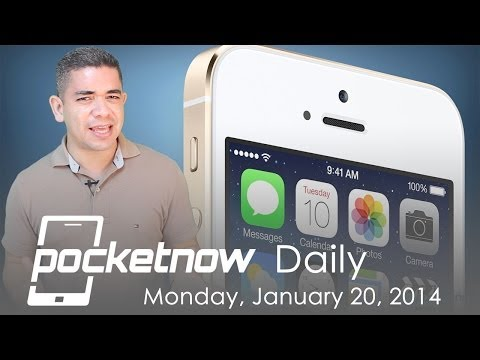 iPhone 6 phablet. Galaxy S 5 Iris scanner. AT&T LG G Flex pre-orders & more - Pocketnow Daily