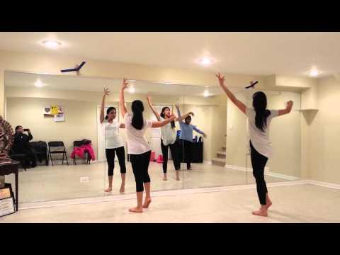 NEEMA Dance EGV Youth (32514) Mayya mayya - Chaliya Chaliya