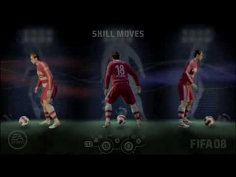 Fifa 2008 trailer