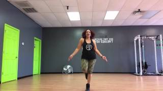 Maria Maria, Salsa choreo for Dance fitness only