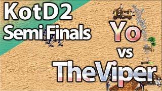 TheViper vs Yo | King Of The Desert 2 | Semifinal #1