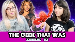 TAKE US WITH YOU BEYONCE - TGTW ISSUE #10