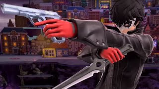 Super Smash Bros Ultimate Joker Gameplay Overview Trailer