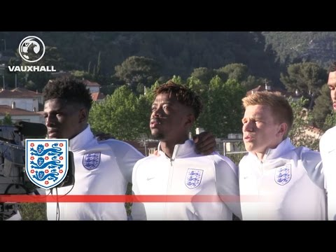 Behind the Scenes at Toulon with England U21's | Inside Access