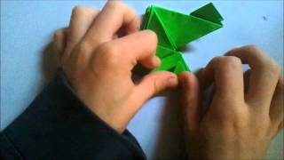 How To Make Origami Alien