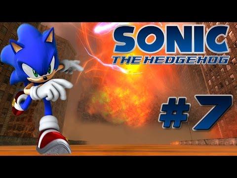 Sonic The Hedgehog 2006 - Прохождение: Часть 7