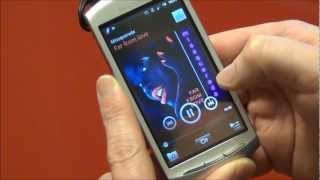 Sony Ericsson Xperia neo V | HD-Handytest