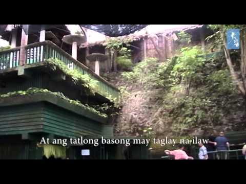 Pandanggo Sa Ilaw Lyrics At Villa Escudero, Philippines video