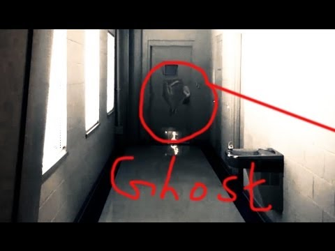 Ghost Pictures Ghostly See Through Figure Spotted In Old Building