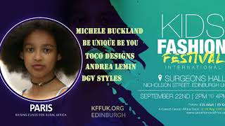 Kids Fashion Festival - Edinburgh Vol 2