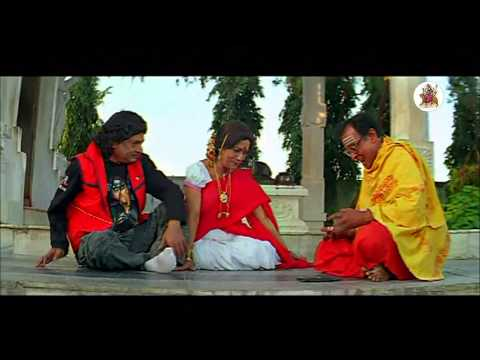 Evandoi Srivaru Movie - M S Narayana, Rama Prabha Funny Scene video